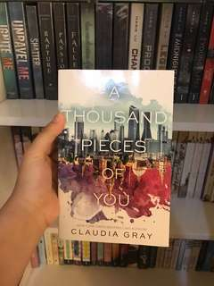 A Thousand Pieces of You bu Claudia Gray