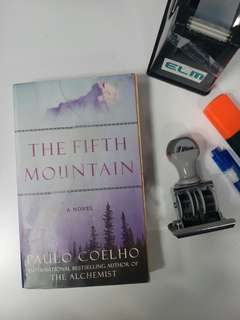 The Fifth Mountain by Paolo Coelho