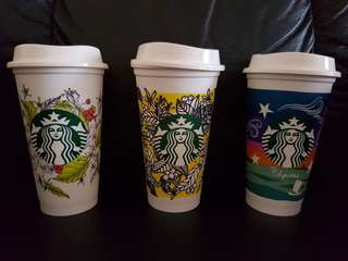 Starbucks Reusable Travel Cup
