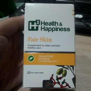 H2 Health & Happiness Fair Skin