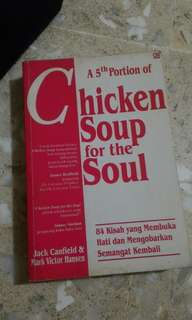 "Buku "" Chicken Soup for the Soul """