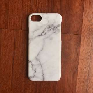 Iphone 7 marble Case H&M