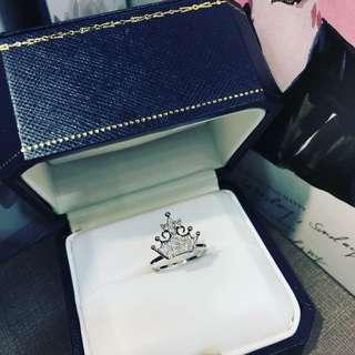 21份皇冠 YR001121 鑽石戒指