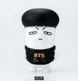 [RARE] BTS Suga Hiphop Monster Figurine 16 cm