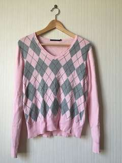 POLO PINK SWEATER