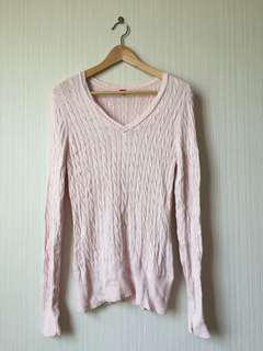 S.OLIVER PINK SWEATER