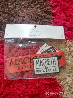 Macbeth sticker pack Original