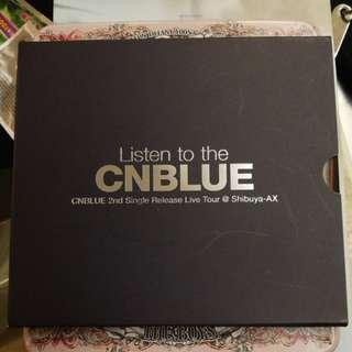 CNBLUE LIVE TOUR DVD