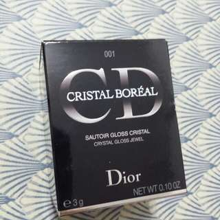 Dior Crystal Boreal Necklace