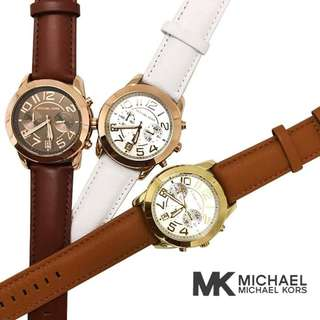 Michael kors watch limited stocks
