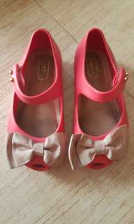 Mini Melissa Ultra Sweet (Ribbon Pink Red)