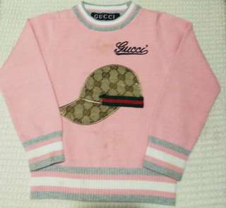 Sweater Gucci for toddler 1,5-2 years