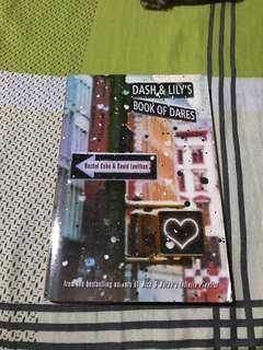Rachel Cohn and David Levithan Dash and Lily's Book of Dares