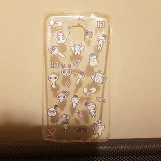 Seventeen Unofficial Samsung Galaxy Note 4 Phone Case