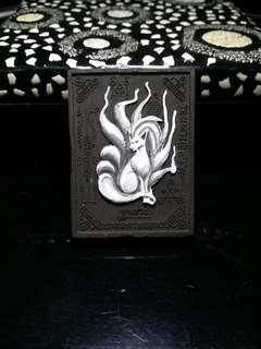 Ajarn Note Nine Tail Fox Amulet