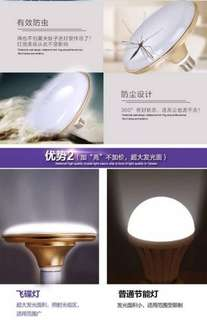 UFO lighting Screw type