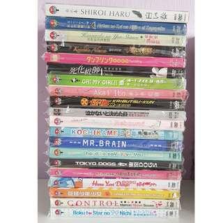Japanese DVD
