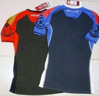 Adidas Avengers Compression Shirts (Brand New)