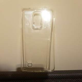 Samsung Galaxy Note 4 Clear Phone Case