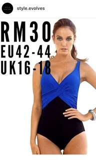 READYSTOCK SALE SWIMSUIT PLUS SIZE