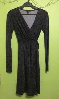Banana Republic Long Sleeve Dress