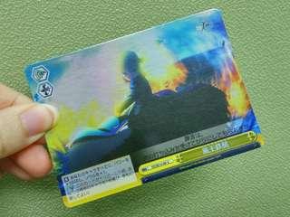 Fate Zero 閃卡
