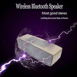 🔥SALES🔥 Wireless Bluetooth speaker Bose design