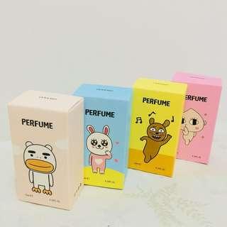 Cute mini perfumes