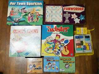 [Free] Board Games for Ages 3 & Up