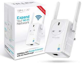 TP LINK 300MBPS REPEATER/Wifi Extender