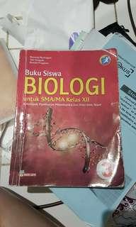 Buku Biologi SMA KELAS 12