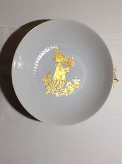 Vintage Rosenthal Porcelain Ceramic China Plate