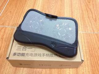 Not Speaker 食雞神器-多功能充電遊戲手柄散熱支架