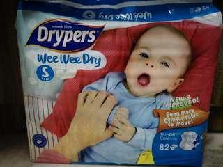 Pampers Drypers