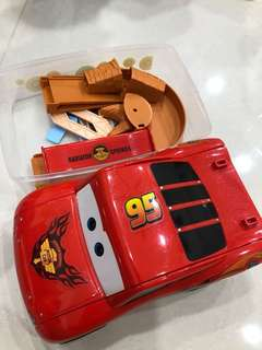 McQueen Disney car