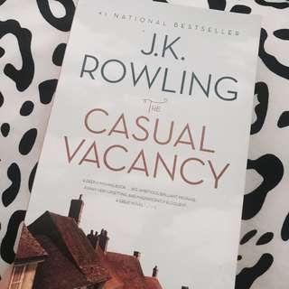 [ENGLISH] JK Rowling - The Casual Vacancy