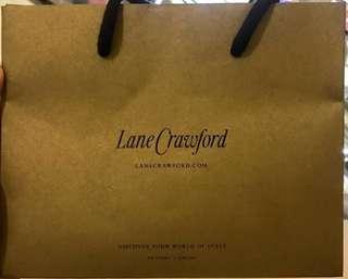 Land Crawford paper bag