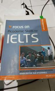 FOCUS ON ACADEMIC SKILLS FOR IELTS INCLUDE CD