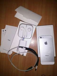 Iphone 5 | 16 GB | 4G LTE