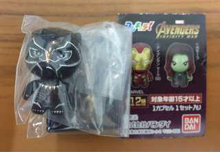 原裝未開封 Marvel X Bandai Avengers 3 Infinity War 扭蛋