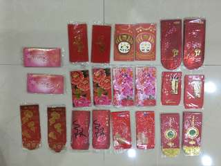 22 packs Red Packets