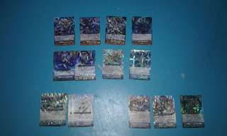 Cardfight Vanguard whole album sale