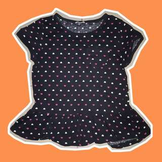 Forever 21 Heart top