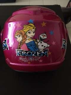 Kids Helmet frozen
