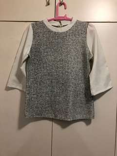 Forming made in Korea blouse size small
