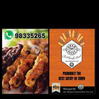 Satays (Halal)