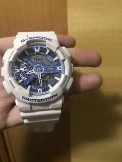 前男友送 Casio gshock g-shock齊件