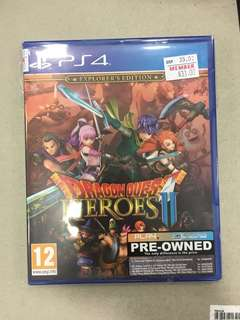 Playstation 4 Drgaon Quest Heroes 2 (Used)