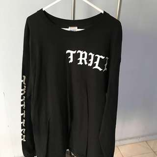 TRILL long sleeve shirt