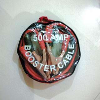 500 Amp booster cable